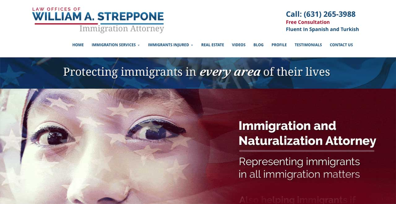 Law-Offices-of-William-A-Streppone-Immigration-Attorney