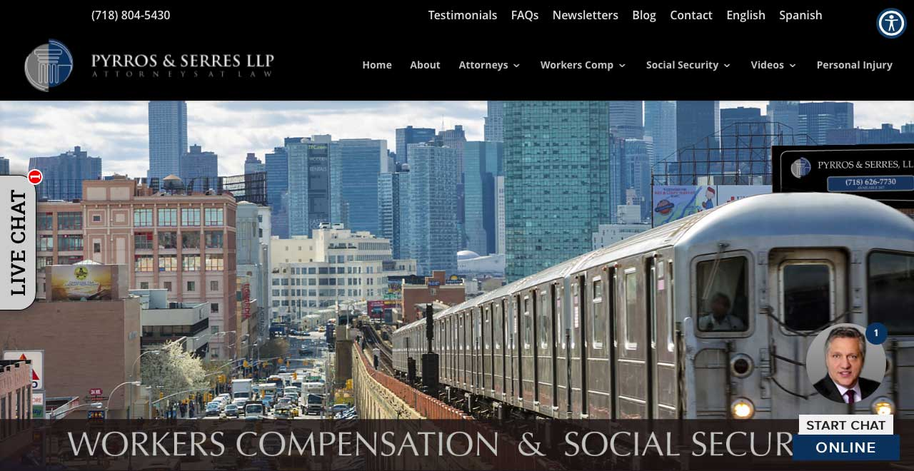 Pyrros-&-Serres,-LLP-Workers-Comp-&-Social-Security-Lawyers