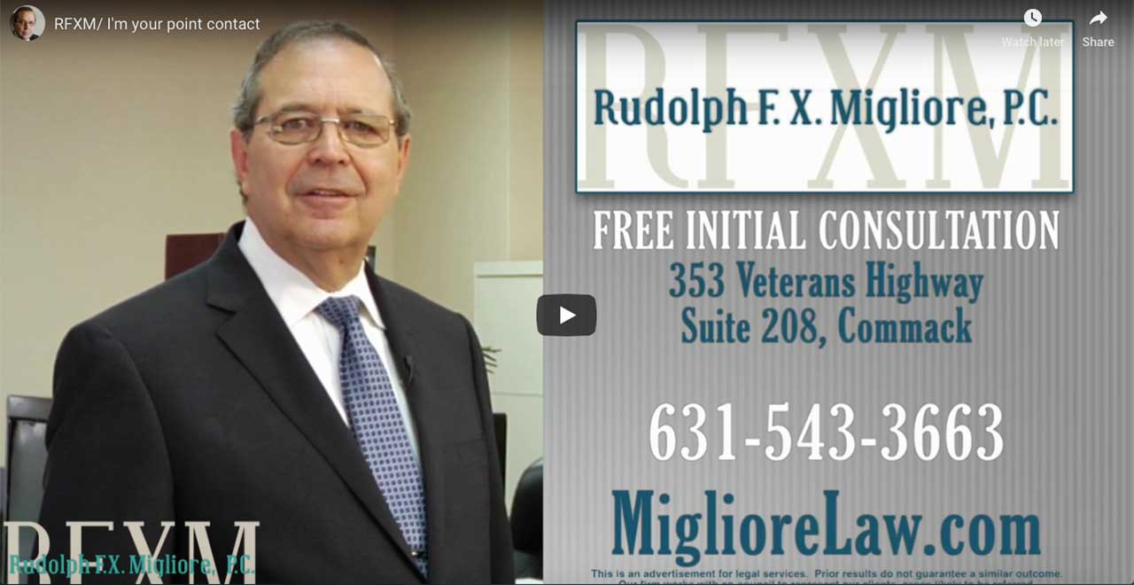 Rudolph-FX-Migliore-PC-New-York-Personal-Injury-Lawyer-Products Liabiliy Lawyer